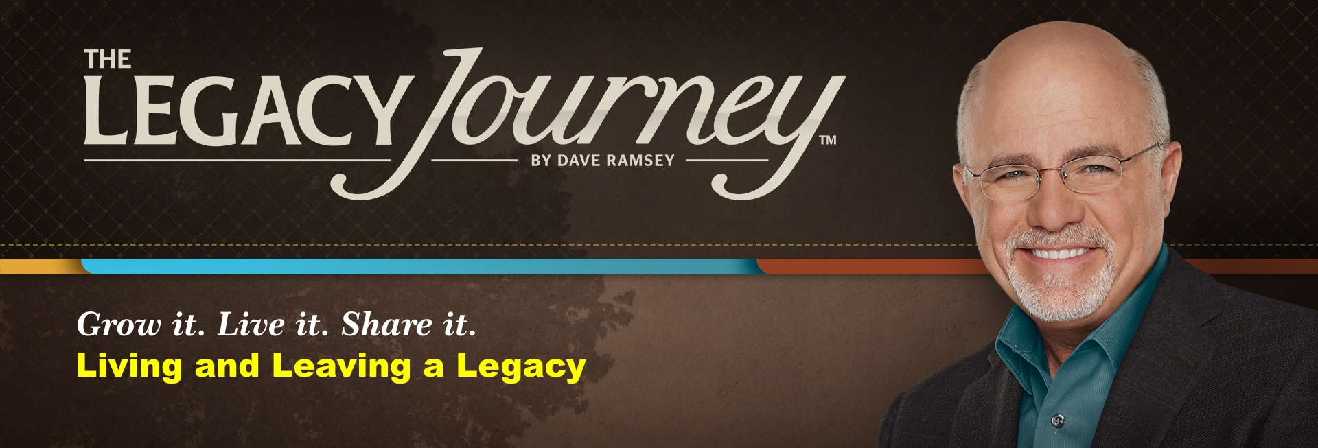 The Legacy Journey - Financial seminar starting February 25th!